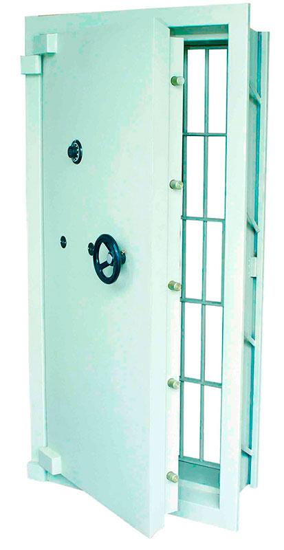 Cofres e portas blindadas