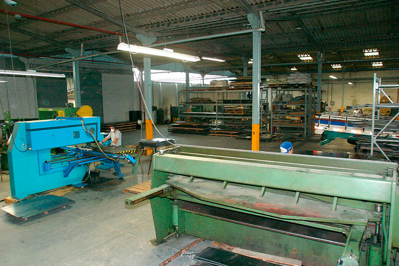 Fábrica de cofres