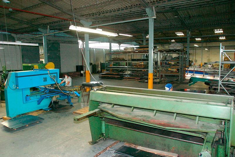Fabricante de cofre